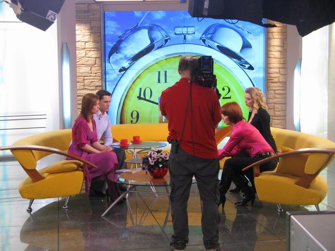 хиромантия на телеканале РОССИЯ